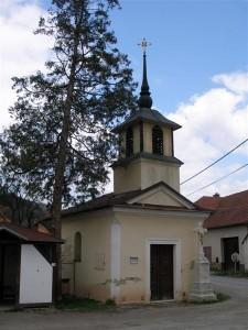 Kaple Sv. Anny Šerkovice